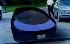 Urbee Hybrid Is World's First 3D Printed Car