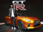 Usain Bolt and the 2017 Nissan GT-R