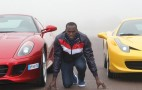 Video: Usain Bolt Drives The Ferrari 458 Italia And 599 GTB At Fiorano