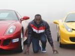 Usain Bolt at Fiorano