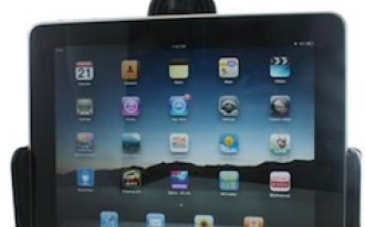 Mobile Ridiculousness: the Apple iPad Car Dock