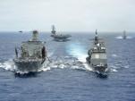 U.S. Navy's 'Great Green Fleet' Uses 10-Percent Biodiesel Even As Fuel Prices Plummet