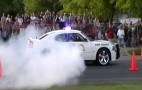 Utah Highway Patrol Fires Off 900-HP Mega-Burnout: Video