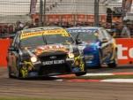 V8 Supercars in action. Photo via V8 Supercars.