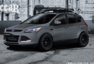 VACCAR's Urban Escape Adventurer, built for the 2012 SEMA show