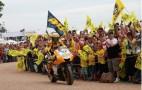 MotoGP Icon Valentino Rossi Thrills At Goodwood Festival Of Speed