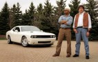 Vanishing Point Dodge Challenger Enters One Lap of America