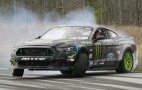 Vaughn Gittin, Jr. puts a 900-hp Mustang to the test