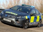Vauxhall Ampera Police Car