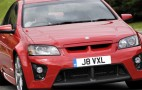 Vauxhall VXR8 upgraded with LS3 V8