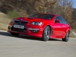 Vauxhall VXR8
