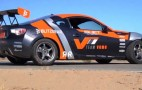 VCMC Turbo Scion FR-S Packs 350 Track-Tuned Horses: Drive Video
