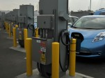 Vehicle-to-grid pilot program at Los Angeles Air Force Base