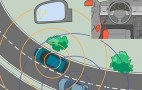 Toyota and Honda start testing vehicle-to-vehicle communications systems