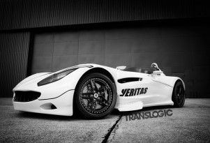 Veritas RSIII Roadster plug-in hybrid. Photo by Translogic.