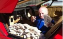 Verne Troyer's cash-filled Lamborghini Countach