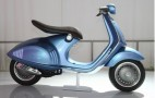 Vespa 46 Blends Technology, Style Both Old And New (Video)