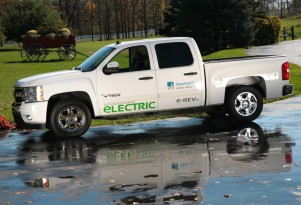 Via Motors To Use A123 Lithium-Ion Cells In Electric Trucks