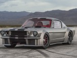 """Vicious"" 1965 Ford Mustang by Timeless Kustoms"