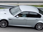 Video: BMW M3 Sedan takes to the hills