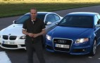 Video: BMW M3 vs. Audi RS4, Swedish style