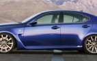 Video: Lexus IS-F at Laguna Seca