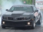 Video: Lingenfelter LS9 2010 Camaro SS Runs 9-Second Quarter Mile