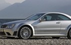 Video: Mercedes-Benz CLK63 AMG Black Series test