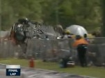 Video: MINI Race Car Somersaults Into Crowd
