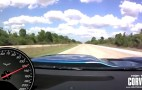 This Is What Its Like Driving A 1,500-HP Corvette Down The Highway
