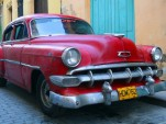 Vintage Chevy in Cuba via Gaywheels.com
