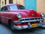 Vintage Chevy in Cuba via Gaywheels.com