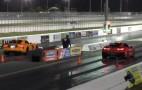Chevy Corvette Z06 Versus Dodge Viper TA: America Wins