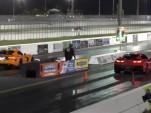 Viper versus Z06 drag race