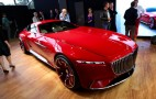 Vision Mercedes-Maybach 6 concept is a mega electric coupe