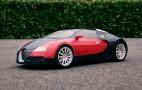 Video: Build Your Own Papercraft Bugatti Veyron