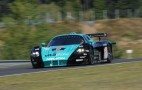 Maserati MC12 GT1 Race Car Sounds Off: Video