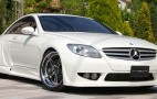 Widebody Mercedes Benz CL-Class by Japan's VITT Performance