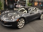 Fisker Karma-Based Destino: 2013 Detroit Auto Show Live Photos