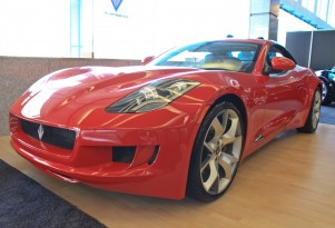 New Fiskers Will Have V-8s OR Batteries, Wanxiang Says