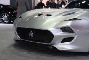 VLF Automotive Force 1  -  2016 Detroit Auto Show live photos
