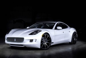 VLF Destino (Fisker Karma with V-8, sans electric parts) starts deliveries