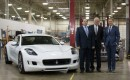 Fisker Karma With V-8 Emerges As VLF Destino, Including Henrik Himself