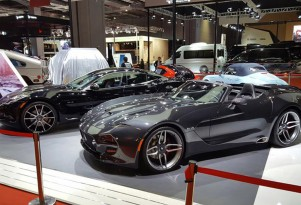 VLF Force 1 V10 Roadster, 2017 Shanghai auto show