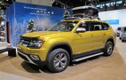 VW unveils extra-versatile Atlas Weekend Edition