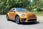 Volkswagen Beetle Dune Hybrid Concept: Quick Drive