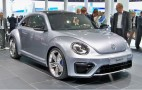 Volkswagen Beetle R Concept Preview, Live Photos: 2011 Frankfurt Auto Show