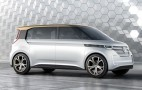 Volkswagen Budd-e Concept At CES: Microbus Goes All-Electric