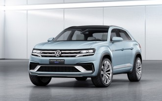 Volkswagen Cross Coupe GTE: VW's (American) Future Of Crossovers