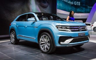 Volkswagen Cross Coupe GTE Concept Video